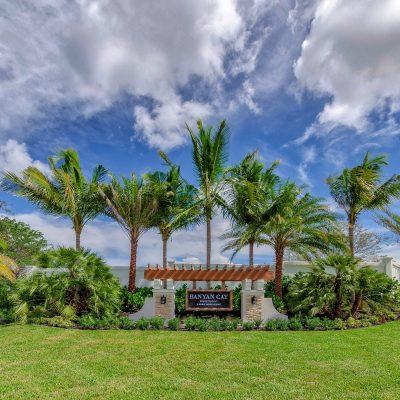 Banyan Cay Entrance