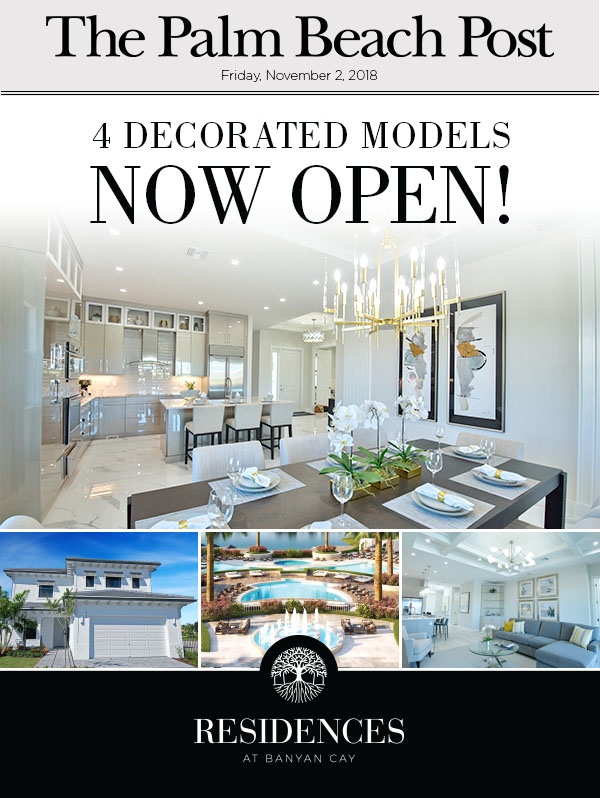 Decorated Model Homes Near Me from banyancayhomes.com