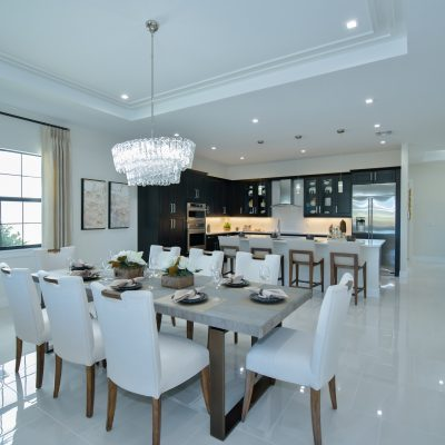 Cayman Dining Room & Kitchen